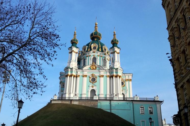 Cerkiew Świętego Andrzeja
