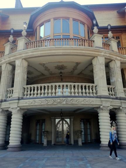 dom w stylu cygańskim