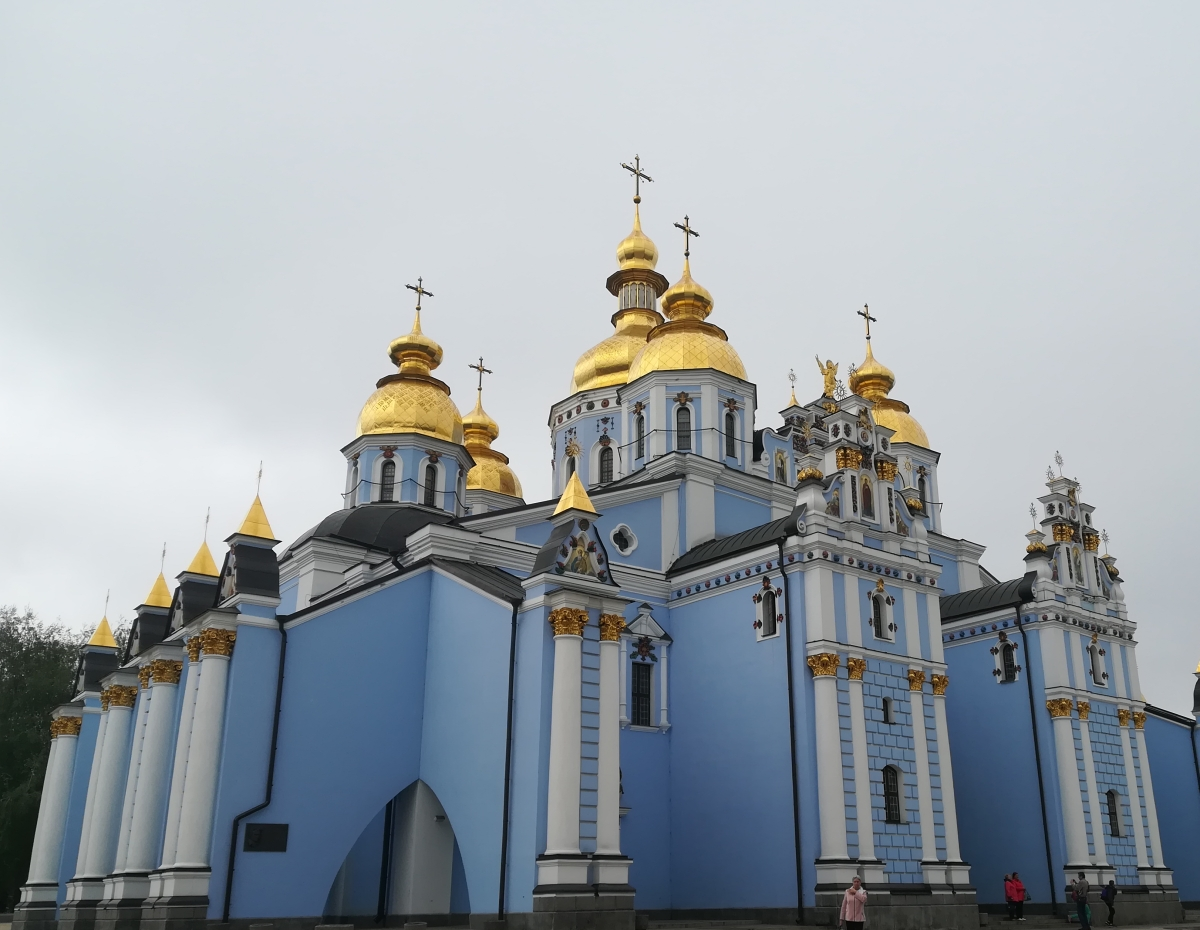 Co zobaczyć w Kijowie? Praktycznyprzewodnik