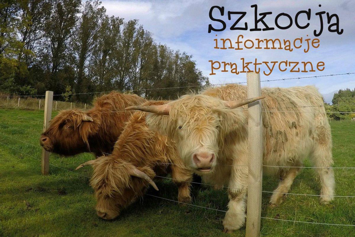 Szkocja – informacjepraktyczne