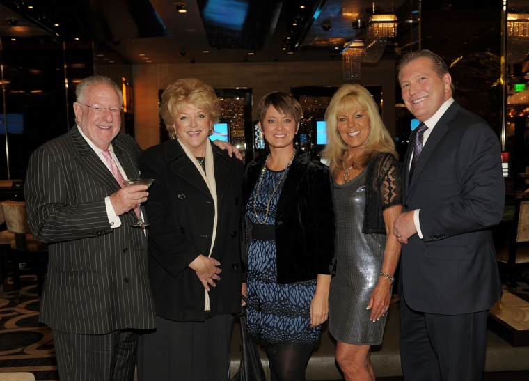 The Cosmopolitan Of Las Vegas Opening Celebration