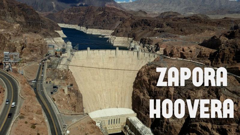 Zapora Hoovera – sztosinżynierii