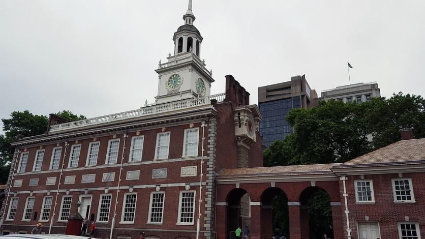 Liberty Bell Philadelphia Benjamin Franklin