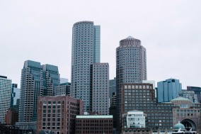 Boston - panorama