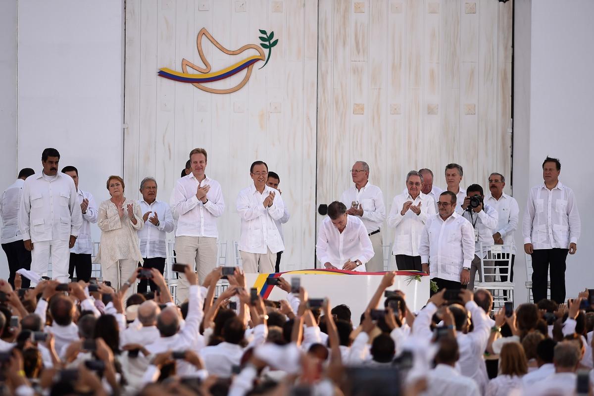 Historia Kolumbii – dobry scenariusz dla filmuakcji
