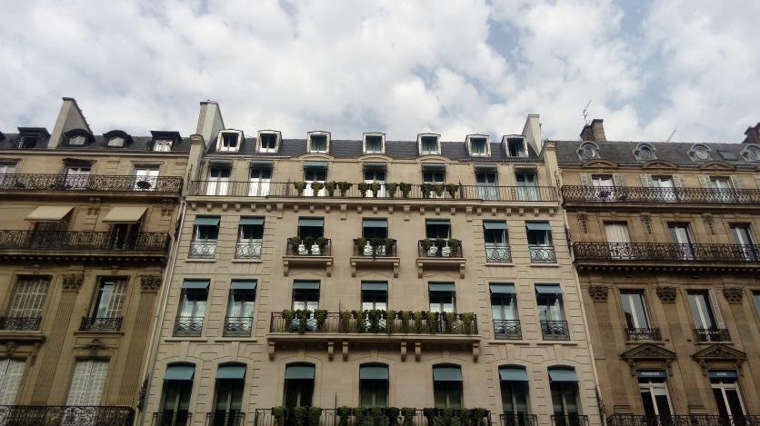 ulice Paryża