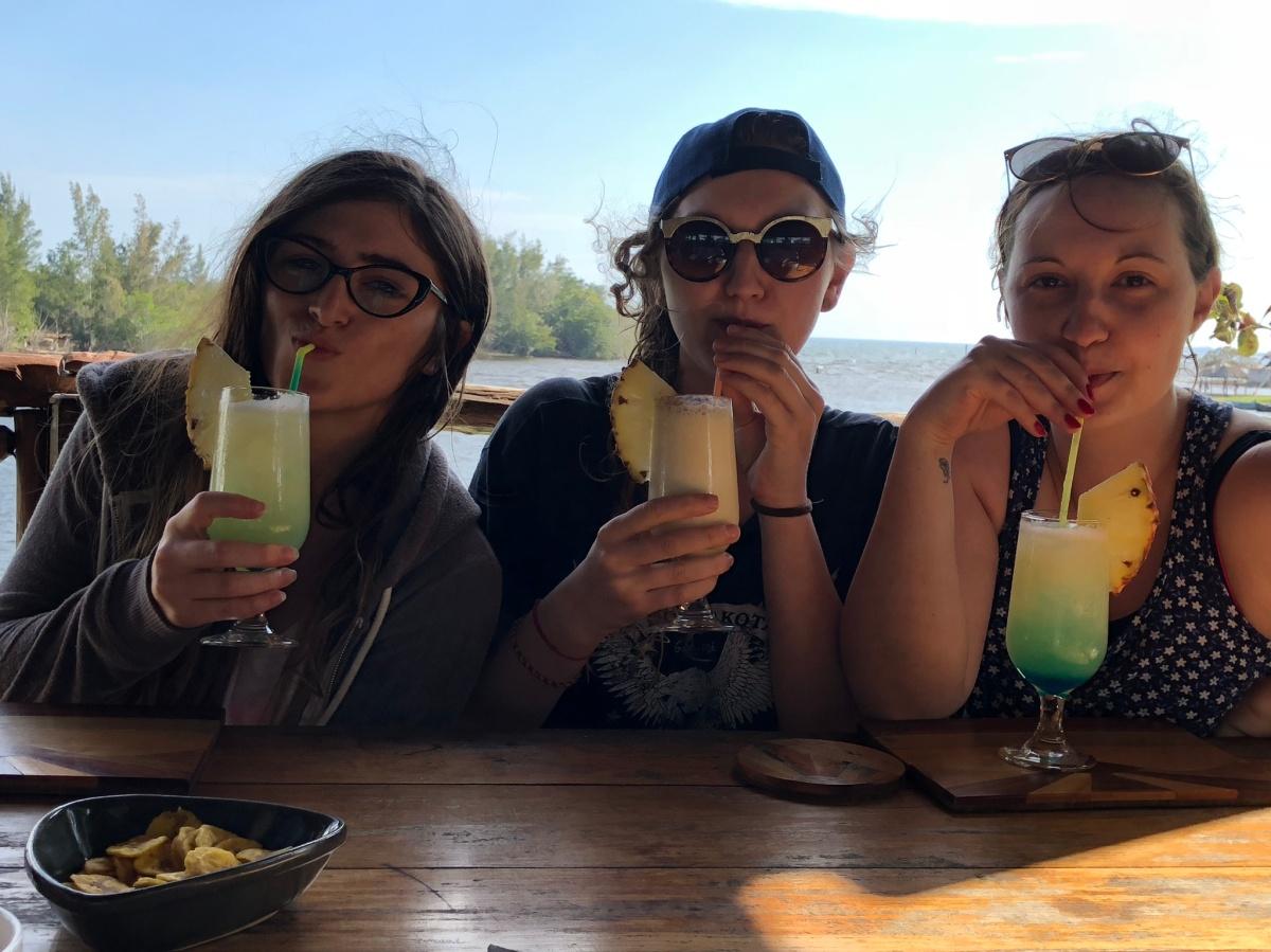 Drinki na Kubie
