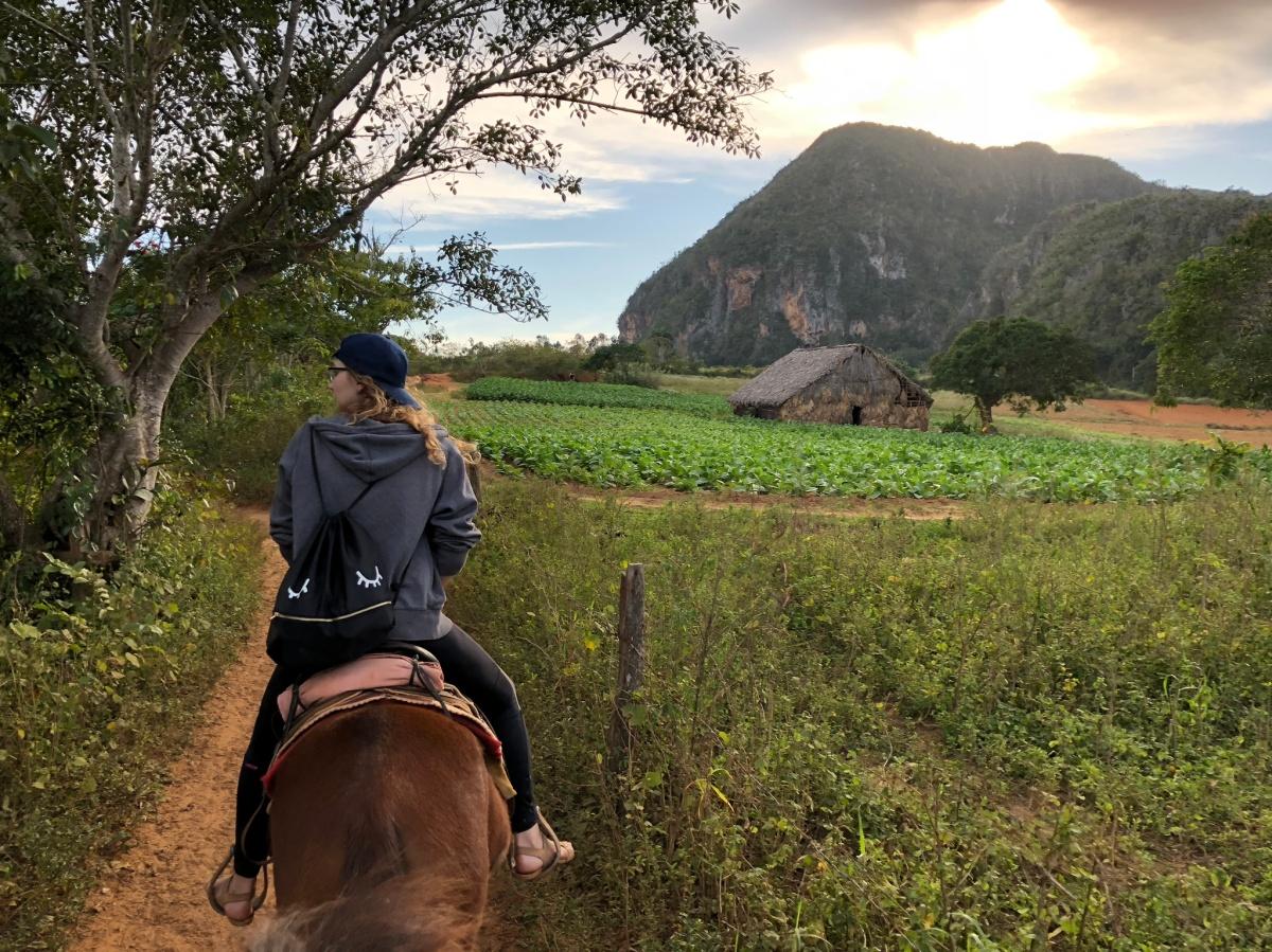 Plan podróży po Kubie – Viñales. W krainie cygar imogotów.