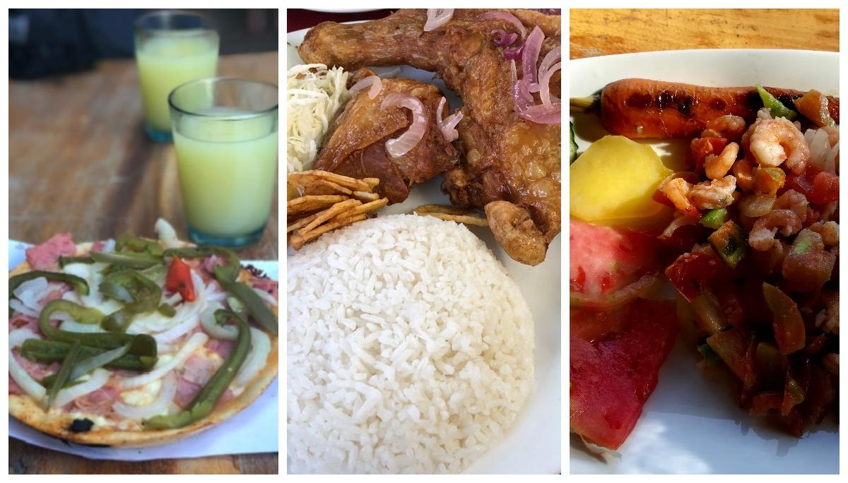 Jedzenie na Kubie – Co? Gdzie? Zaile?