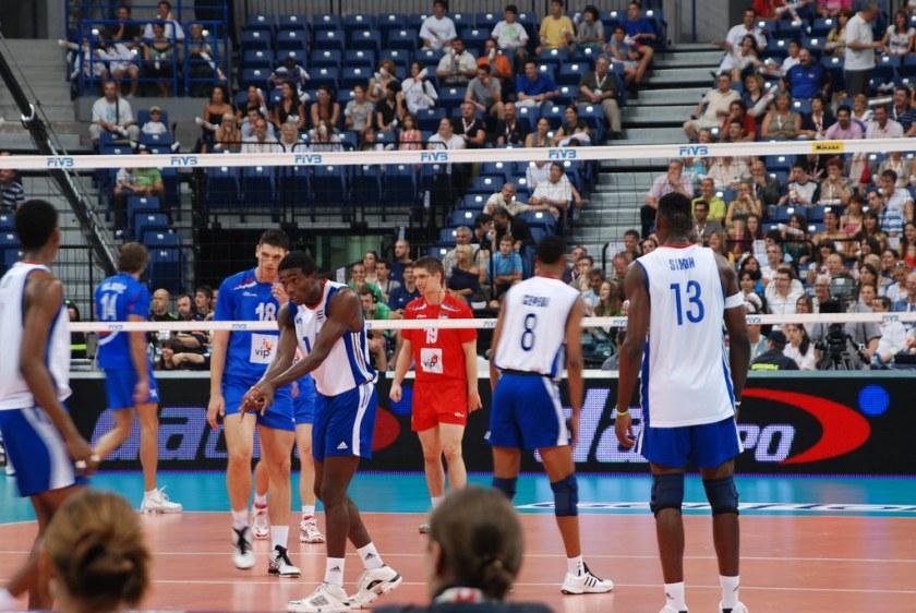 SERBIA Vs CUBA 3-1
